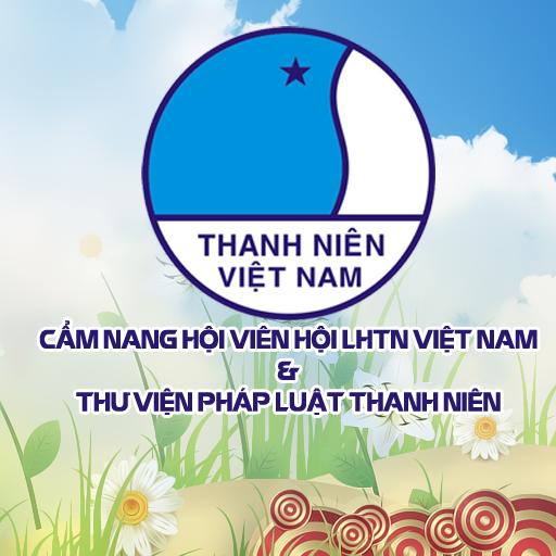 Cẩm nang Hội viên Hội LHTNVN LOGO-APP點子
