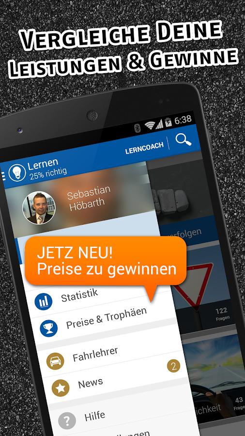 iTheorie Führerschein 2015- screenshot