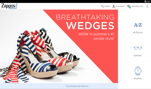 Zappos: Shoes, Clothes, & More Screenshot 13