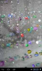 Rain behind glass screenshot 20