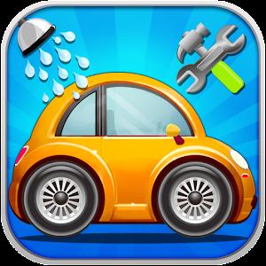 Car Salon - Kids game APK