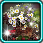 Wild Flowers HD live wallpaper icon