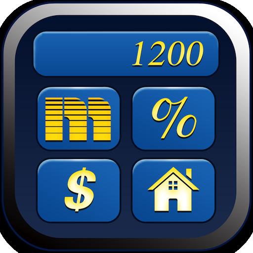 美联中国- 房贷计算器 財經 App LOGO-APP試玩
