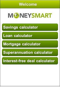 MoneySmart Financial Calc - screenshot thumbnail