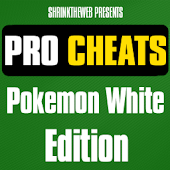 Pro Cheats Pokemon White Edn.