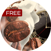 FREE coffee clock LWP