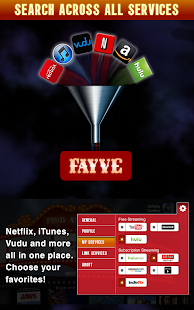 Fayve - screenshot thumbnail
