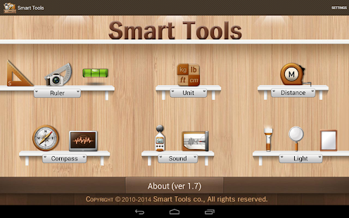 Smart Tools - screenshot thumbnail