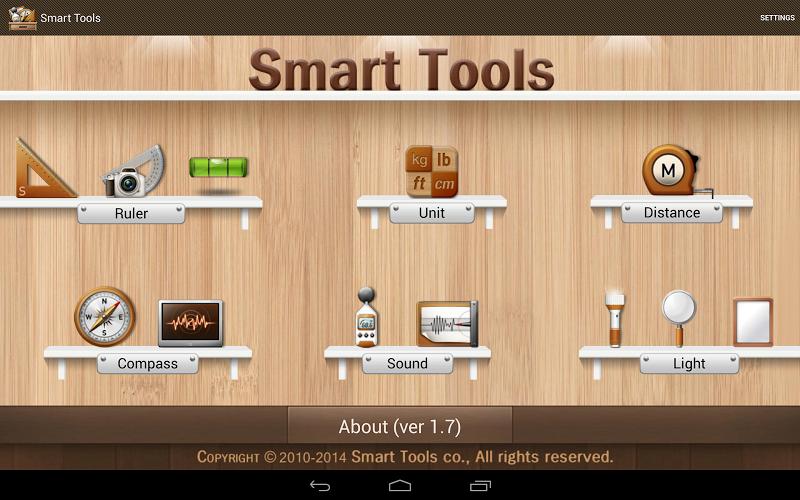 ������ Smart Tools v1.7.4 ������ ���� ���� ����� ������� �� ������� ������