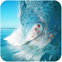 3D Surfing icon