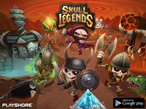 Skull Legends