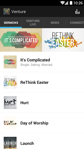 Venture Church App