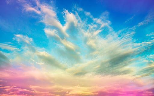 美麗的天空動態壁紙