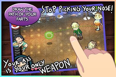 Farts vs Zombies Demo Screenshot 3