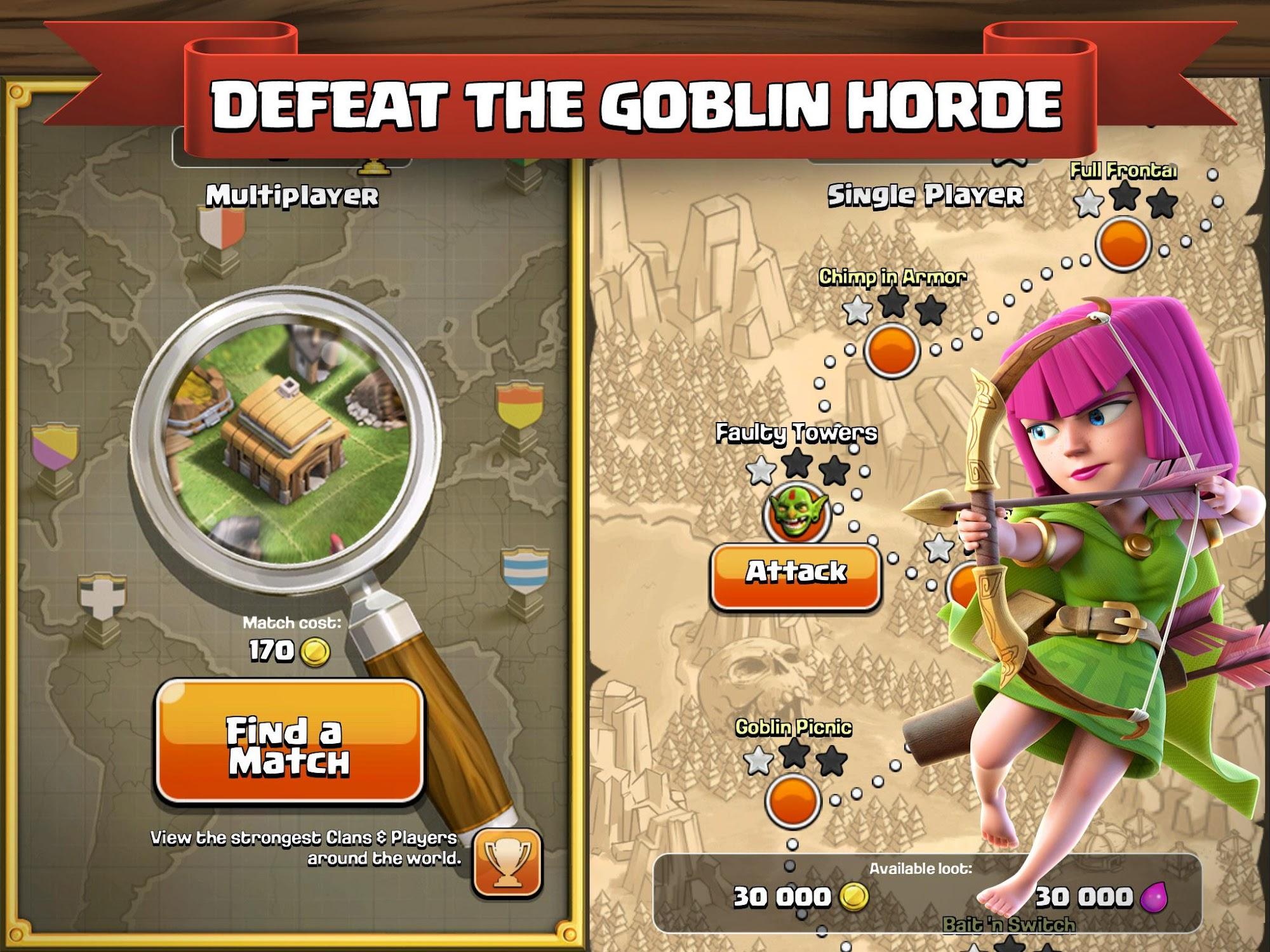 Clash of Clans screenshot #17