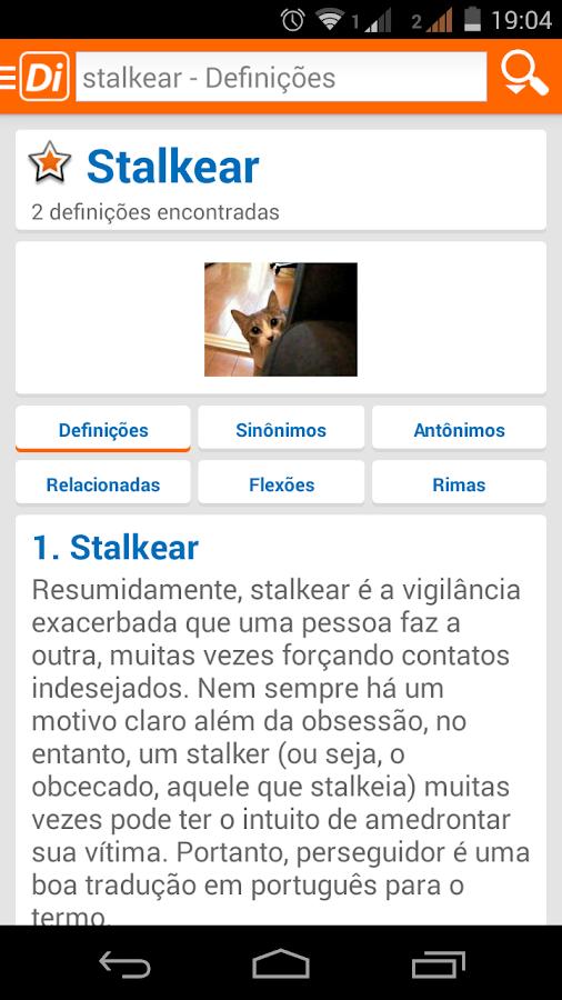 Dicionário inFormal - Android Apps on Google Play
