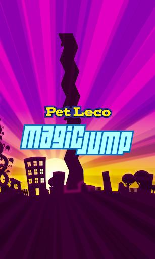 PetLeco Magic Jump
