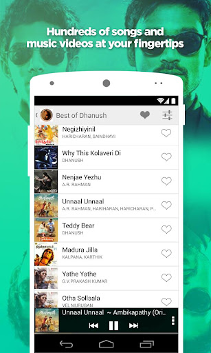 Tamil Songs by Gaana screenshots 2