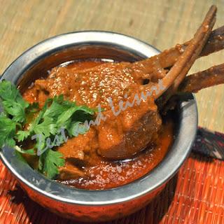 Lamb/Goat Curry