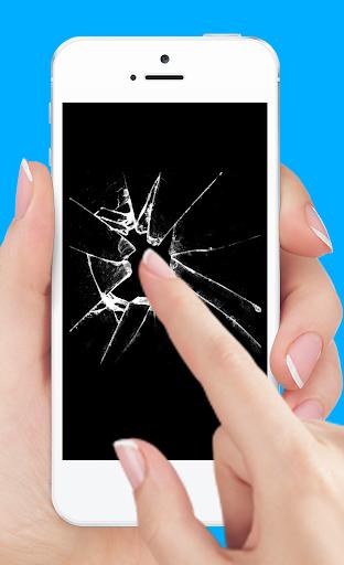 Broken Screen - Prank App