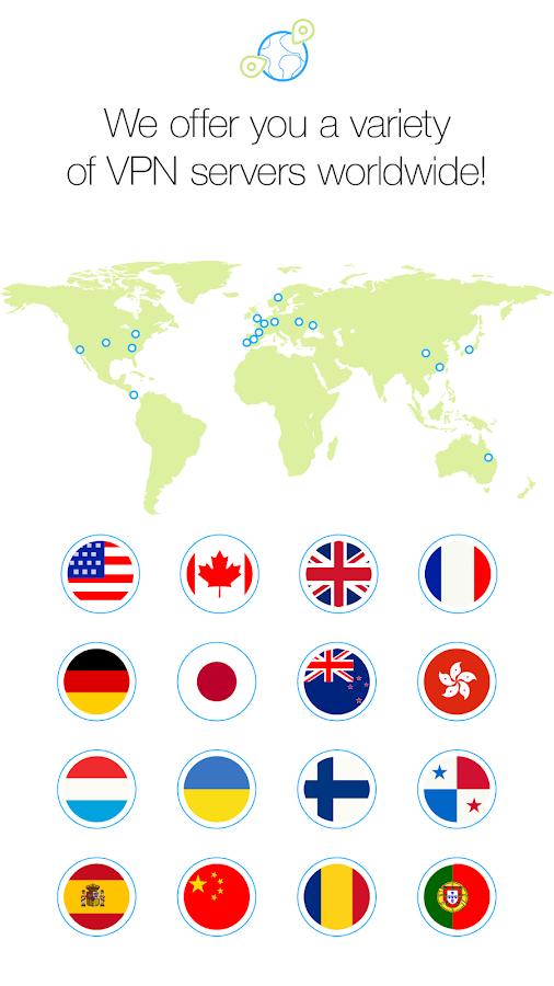 VPN Unlimited–Hotspot Security- screenshot