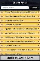 Screenshot of Islam - 30 Facts