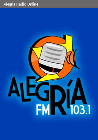 Alegria FM 103.1