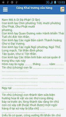 Bài Văn Khấn Việt - screenshot