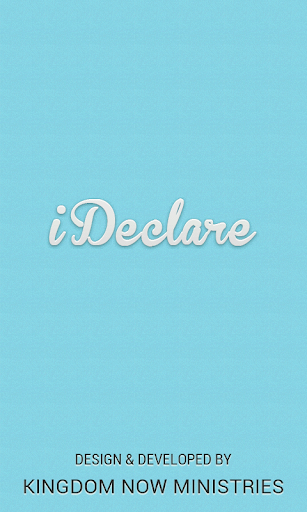 iDeclare