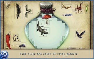 Screenshot of Letters from Nowhere