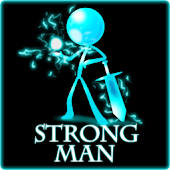 Strong Man Live Wallpaper