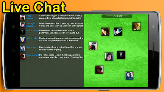 Live Chat Apps On Google Play