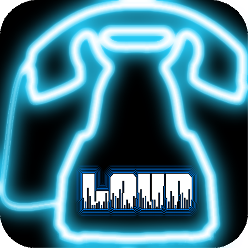 响亮的铃声电话 LOGO-APP點子
