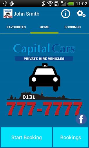 Capital Cars - Edinburgh