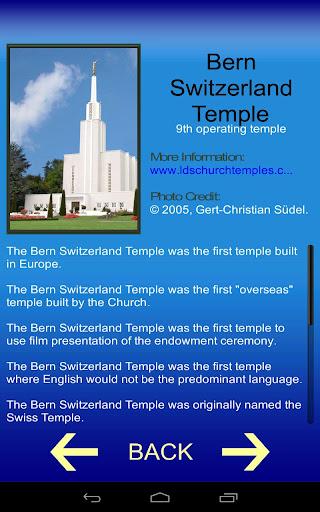 Latter Day Tiles - Temple Ed.