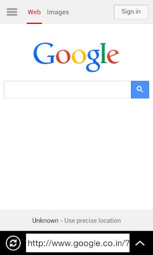 4G LTE Browser  screenshots 1