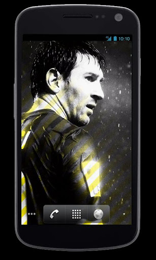 Lionel Messi live wallpaper HD