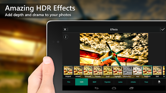 PhotoDirector Photo Editor App Screenshot 25
