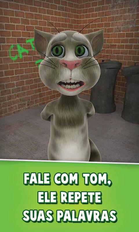 Tom, o Gato Falante Free - screenshot