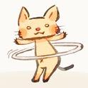 hoop cat logo