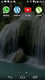 Waterfall Video Live Wallpaper - screenshot thumbnail