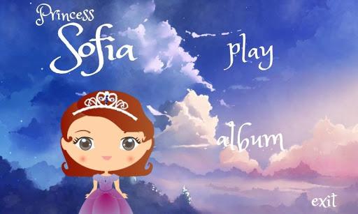 Princess Sofia Album