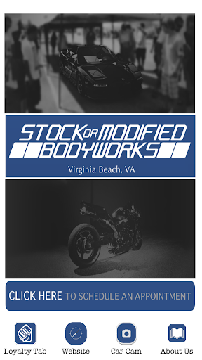 Stock or Modified Bodyworks