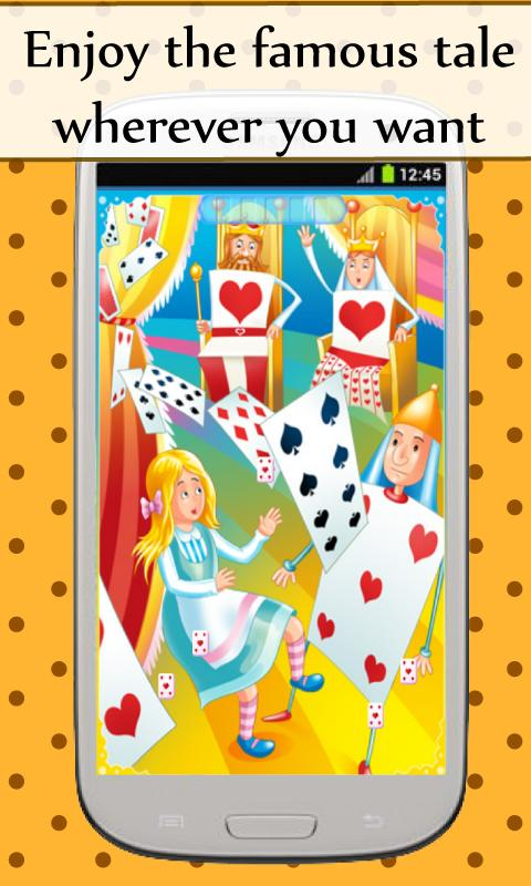 Alice in Wonderland FREE - screenshot