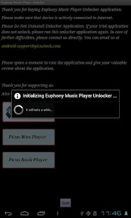 Euphony Music Player Unlocker- screenshot thumbnail