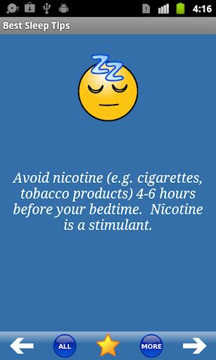 Best Sleep Tips