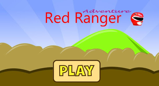 Red Rangers Adventure Game