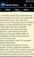 Screenshot of Namaz Duaları Ve Sureleri