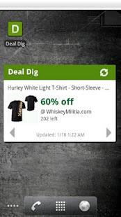 Deal Dig- screenshot thumbnail