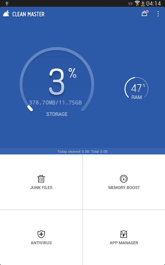Clean Master - Free Optimizer - screenshot